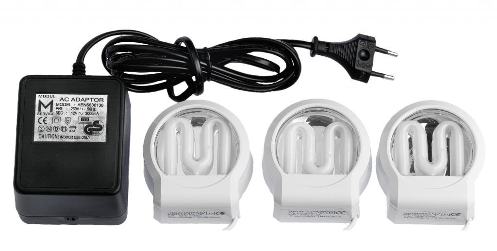MEGAMAN MM7092 FOZZ armaturen |   Energielabel  |     | Incl. lamp.   MM7092
