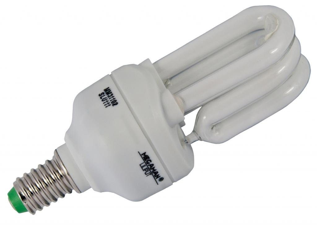 MEGAMAN MM31102 Zenia Classic CFL buis | E14 fitting | Energielabel A  MM31102